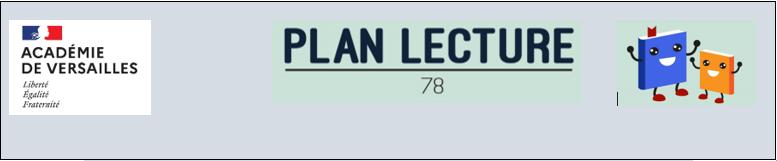 Plan lecture des Yvelines